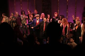 2008 Benefit: Curtain Call