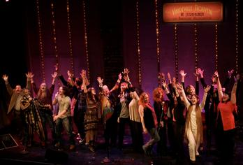 2008 Benefit: Hair - Original and New Casts 2