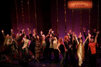 2008 Benefit: Hair - Original and New Casts 3
