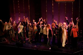 2008 Benefit: Hair - Original and New Casts 4