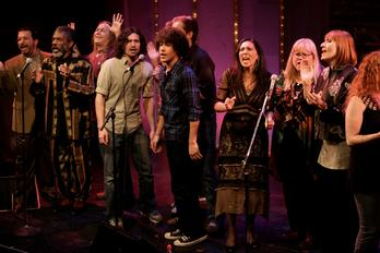 2008 Benefit: Hair - Original and New Casts