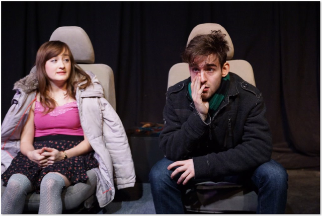 Full Frontal at WorkShop Theater Company