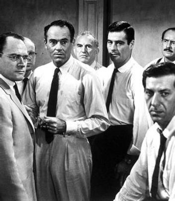 12 ANGRY MEN - Film Cast