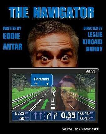 THE NAVIGATOR by Eddie Antar