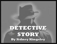 Detective Story, Sidney Kingsley, Tom Herman, Bob Manus, Players, Players Club, cheap theater, noir, staged reading