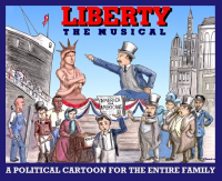 Liberty the Musical, Statue of Liberty, Family Musical, WorkShop Theater Photo