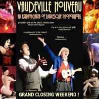burlesque, neo burlesque, vaudeville, comedy, variety, magic, night life, New York City